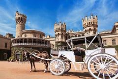 Koning Palace royalty-vrije stock afbeeldingen
