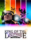 Koning van de discovlieger Stock Afbeelding