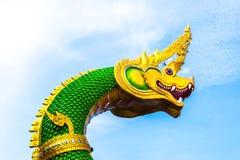 Koning van naga Royalty-vrije Stock Foto's