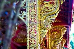Koning van Nagas Royalty-vrije Stock Fotografie