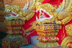 Koning van Nagas Royalty-vrije Stock Afbeelding