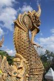 Koning van Nagas Stock Afbeelding