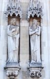 Koningen Brugge België Royalty-vrije Stock Fotografie