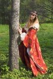 Koningin Royalty-vrije Stock Fotografie