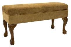 Koningin Anne Style Bench Stock Foto