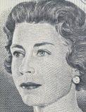 Koningin Elizabeth II Stock Afbeelding