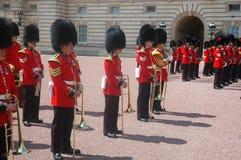 Koningin Guard Royalty-vrije Stock Afbeelding