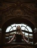 Koningin. Maniervrouwen Royalty-vrije Stock Afbeelding