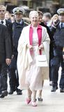 Koningin Margrethe Stock Foto