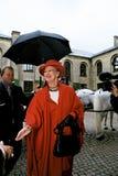 Koningin Margrethe II van Denemarken royalty-vrije stock fotografie