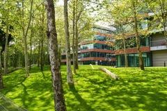 Koningin Mary Hospital - Boekarest, Roemeni? - 04 05 2019 stock fotografie