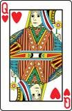 Koningin van Harten royalty-vrije illustratie