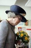 Koningin van Nederland - Beatrix Royalty-vrije Stock Afbeelding