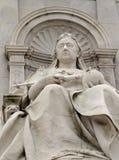 Koningin Victoria Statue Stock Afbeeldingen