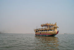 Koninginboot Stock Foto's