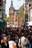 Koninginnedag 2011 Photographie stock libre de droits