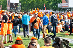 Free Koninginnedag 2011 Royalty Free Stock Photography - 19352427