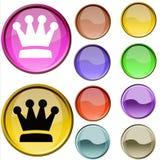 Koninginnen Mark Stock Foto's