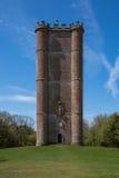 Koningsalfred's Toren Royalty-vrije Stock Afbeeldingen