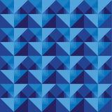 Koningsblauwen abstracte achtergrond Royalty-vrije Stock Afbeelding