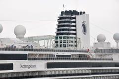 Koningsdam Holland America Line Royaltyfria Foton