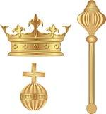 koninklijk stock illustratie