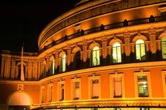 Koninklijk Albert Hall Stock Afbeeldingen