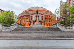 Koninklijk Albert Hall Stock Afbeelding