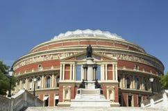 Koninklijk Albert Hall, Londen, Engeland stock afbeeldingen