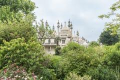 Koninklijk Brighton Pavilion, het UK stock afbeelding