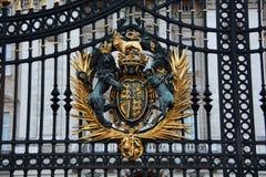 Koninklijk CREST Royalty-vrije Stock Fotografie