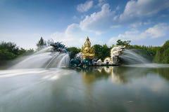Koninklijk de koningspaleis van Aaksuphannahong Royalty-vrije Stock Afbeeldingen