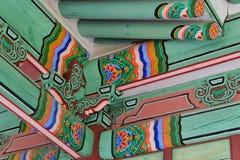 Koninklijk graf van Joseon-Dynastie, Korea Stock Fotografie