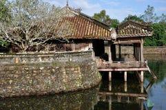 Koninklijk Graf van Vietnam Stock Foto