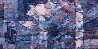Koninklijk het Patroon Decoratief Ontwerp van de vloer Kleurrijk Abstract Textuur royalty-vrije stock afbeelding
