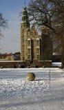 Koninklijk kasteel Royalty-vrije Stock Fotografie