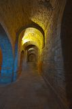 Koninklijk Klooster Royalty-vrije Stock Foto