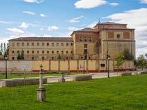 Koninklijk Klooster - San Zoilo royalty-vrije stock foto's