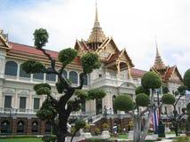 Koninklijk paleis Stock Foto
