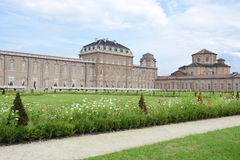 Koninklijk paleis Royalty-vrije Stock Fotografie