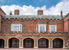 Koninklijk paleis royalty-vrije stock foto