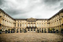 Compiegnewoonplaats het paleis van franse koningen royalty vrije stock fotografie afbeelding - Koninklijk kunstpaleis ...