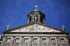 Koninklijk Paleis, Amsterdam Royalty Free Stock Image