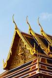 Koninklijk paleis in Bangkok Stock Afbeelding