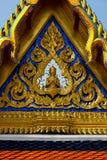 Koninklijk paleis in Bangkok Stock Foto