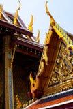 Koninklijk paleis in Bangkok Royalty-vrije Stock Foto