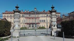 Koninklijk paleis Italië Stock Afbeeldingen