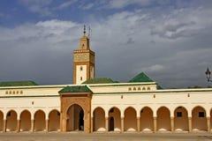 Koninklijk paleis in Rabat Royalty-vrije Stock Foto's