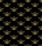 Koninklijk patroon Royalty-vrije Stock Foto