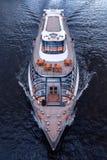 Koninklijk schip van Vloot Radisson De Riviercruise van Moskou royalty-vrije stock foto
